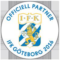 officiell partner IFK Göteborg
